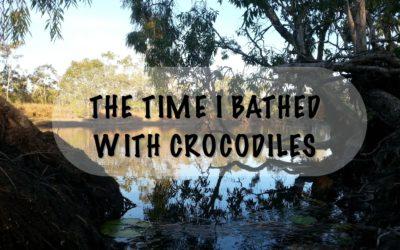 The Time I Bathed With Crocodiles | Arnhem Land, Australia