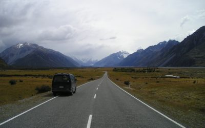 Five Reasons to Tour New Zealand by Campervan